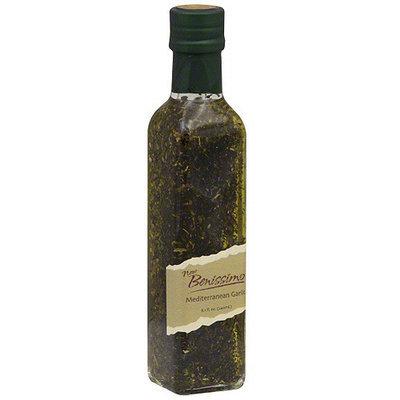 Benissimo Mediterranean Garlic Oil, 8.1 oz (Pack of 6)