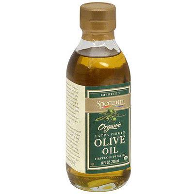Spectrum Natural Extra Virgin Olive Oil, 8.5 oz (Pack of 6)