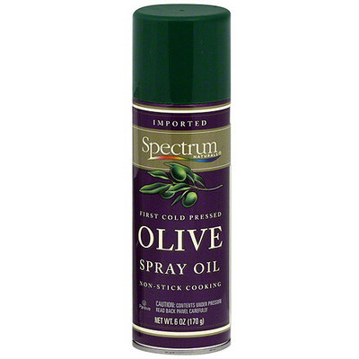 Spectrum Extra Virgin Olive Oil Spray, 6FO (Pack of 6)