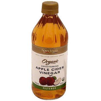 Spectrum Naturals Filtered Apple Cider Vinegar, 16 oz (Pack of 6)
