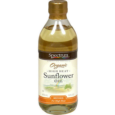 Spectrum Naturals Sunflower Oil, 16 oz (Pack of 6)