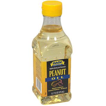 Hain Celestial Peanut Oil, 12.7 oz (Pack of 6)