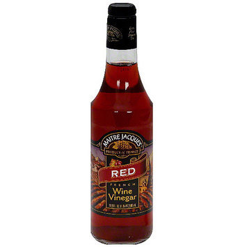Maitre Jacques Red French Wine Vinegar, 16.9 oz (Pack of 6)