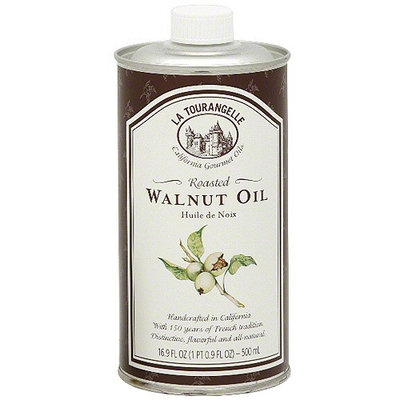 La Tourangelle Gourmet Roasted Walnut Oil, 16.9 oz (Pack of 6)