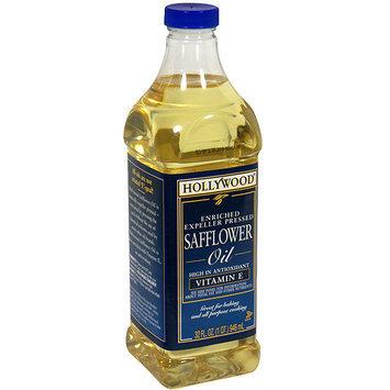 Hollywood Enriched Safflower Oil, 32 oz (Pack of 6)
