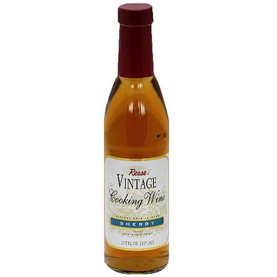 Reese: Cooking Wine Sherry 12.7 Oz (Pack of 6)