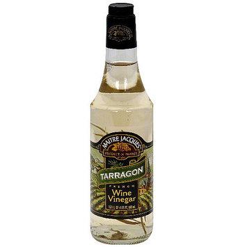 Maitre Jacques Tarragon French Wine Vinegar, 16.9 oz (Pack of 6)