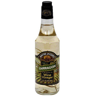 Maitre Jacques Tarragon French Wine Vinegar, 16.9 oz (Pack of 6)