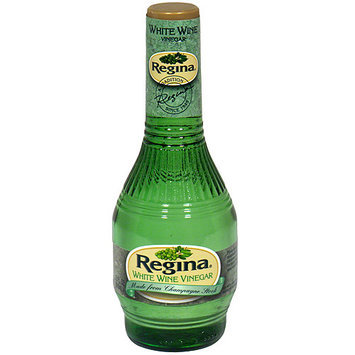 Regina Fine White Wine Vinegar, 12 oz (Pack of 12)
