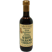 Alessi White Balsamic Vinegar, 12.75 oz (Pack of 6)
