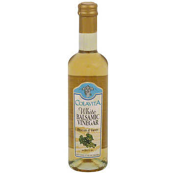 Colavita White Balsamic Vinegar, 17 oz (Pack of 6)