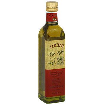 Lucini Italia Estate Select Extra Virgin Olive Oil, 16.9 oz (Pack of 6)