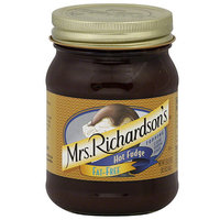 Mrs Richardson's Mrs. Richardson's Hot Fudge Topping