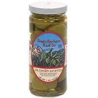 Santa Barbara Olive Co. Stuffed Olives With Jalapenos, 5 oz (Pack of 6)