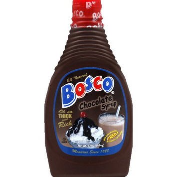 Maine Coast Bosco Chocolate Syrup, 22 oz (Pack of 12)