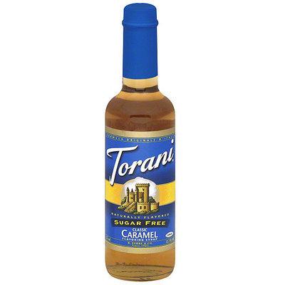 Torani Sugar-Free Caramel Flavoring Syrup, 12.7 oz (Pack of 6)