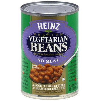 Heinz Vegetarian Beans, 16 oz (Pack of 12)