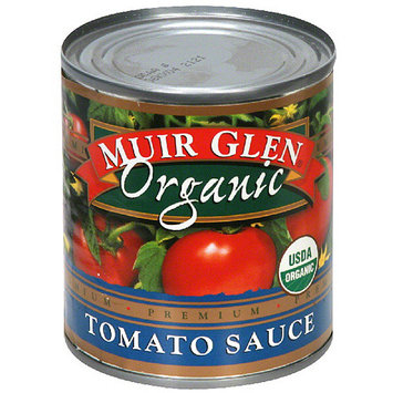 Muir Glen Organic Tomato Sauce, 8 oz (Pack of 24)