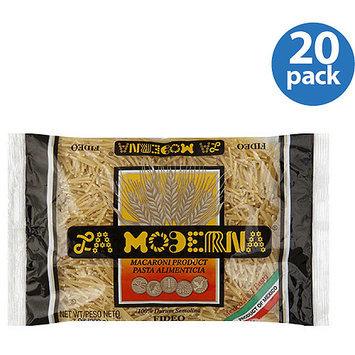 La Moderna Fideo Pasta, 7 oz, (Pack of 20)