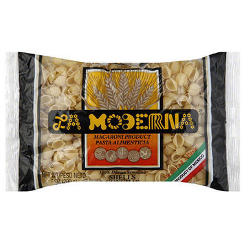 La Moderna Shells Pasta, 7 oz, (Pack of 20)