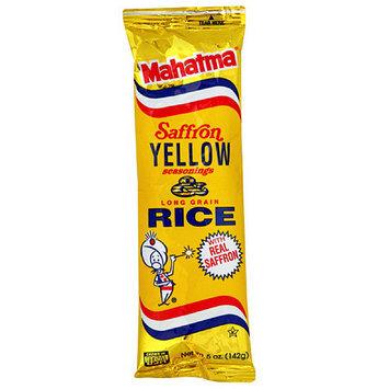 Mahatma Yellow Long Grain Rice, 5 oz, (Pack of 12)