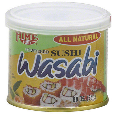 Hime Powdered Sushi Wasabi, 0.88 oz (Pack of 10)