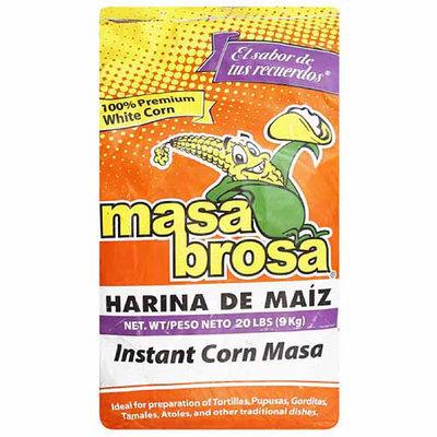 Masabrosa Instant Corn Masa Mix, 20 lbs