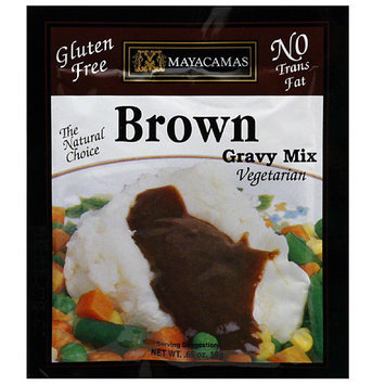 Mayacamas Brown Gravy Mix, 0.7 oz (Pack of 12)