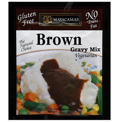Mayacamas Brown Gravy Mix, 0.7 oz (Pack of 12)
