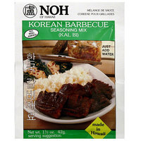 NOH of Hawaii Korean Barbecue Seasoning Mix, 1.5 oz, (Pack of 12)