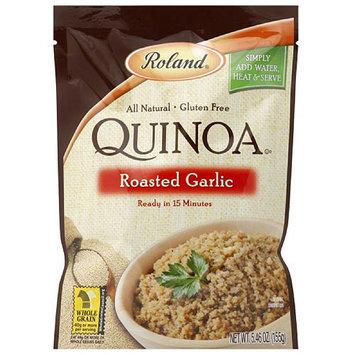Roland Roasted Garlic Quinoa, 5.46 oz (Pack of 6)