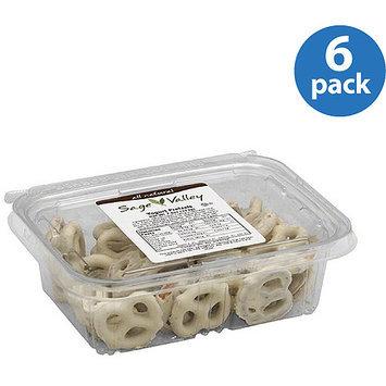 Sage Valley Yogurt Pretzels, 7.5 oz (Pack of 6)
