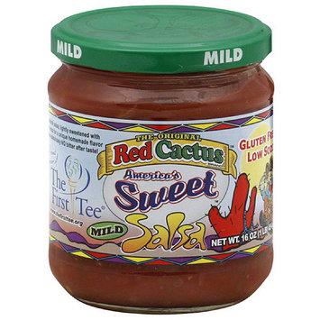 Red Cactus America's Sweet Mild Salsa, 16 oz, (Pack of 6)