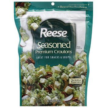 Reese Seasoned Premium Croutons, 6 oz, (Pack of 12)