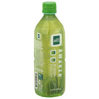 ALO Aloe + Wheatgrass Pulp & Juice Drink, 16.9 fl oz, (Pack of 12)