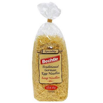 Bechtle Traditional German Egg Noodles, 17.6 oz, (Pack of 12)