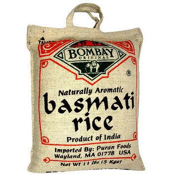 Bombay Original Basmati Rice, 10 lbs