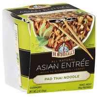 Dr. McDougall's Right Foods Pad Thai Noodle Asian Entree, 2 oz, (Pack of 6)