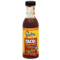 Frontera Medium Gourmet Roasted Tomato Taco Sauce, 8.5 oz (Pack of 6)