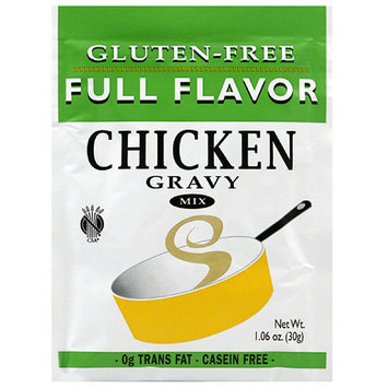 Full Flavor Gluten-Free Chicken Gravy Mix, 1.06 oz (Pack of 12)