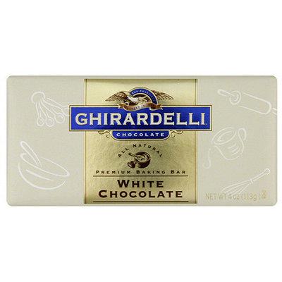 Ghirardelli Chocolate White Chocolate Baking Bar