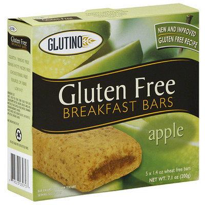Glutino Gluten Free Apple Breakfast Bars