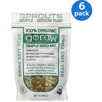 Go Raw Organic Seed Mix real live food