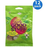 Goody Good Stuff Sour Mix & Match Gummies, 3.5 oz, (Pack of 12)