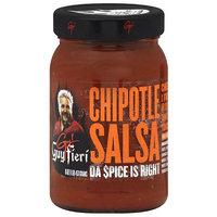 Guy Fieri Medium Chipotle Salsa, 16 oz, (Pack of 6)