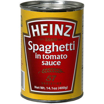 Heinz Spaghetti in Tomato Sauce Soup, 13.3 oz (Pack of 12)
