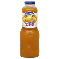 Hero Apricot Nectar, 33.8FO (Pack of 6)