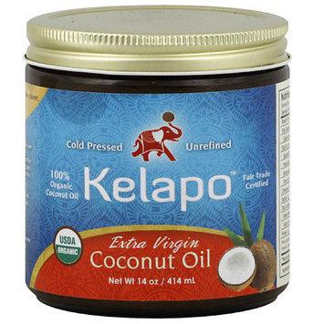 Kelapo Extra Virgin Coconut Oil, 14 oz, (Pack of 6)