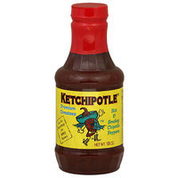 Ketchipotle Primo Spicy Chipotle Peppers Ketchup, 18 oz (Pack of 6)