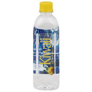 Kiwaii Natural Spring Water, 16.9 fl oz, (Pack of 24)